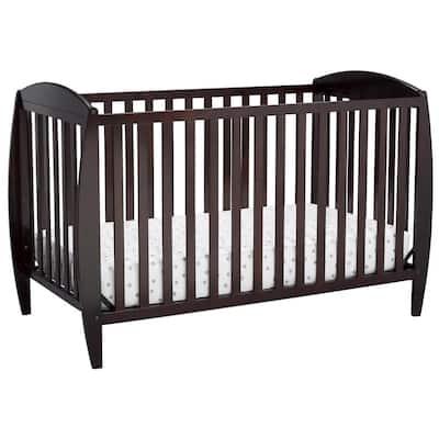 Taylor Dark Chocolate 4-in-1 Convertible Crib