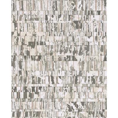 Demi Bronze Abstract Wallpaper
