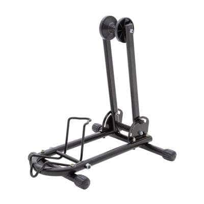 2-Bike Spare Tire Mounted Bicycle Carrier Rack