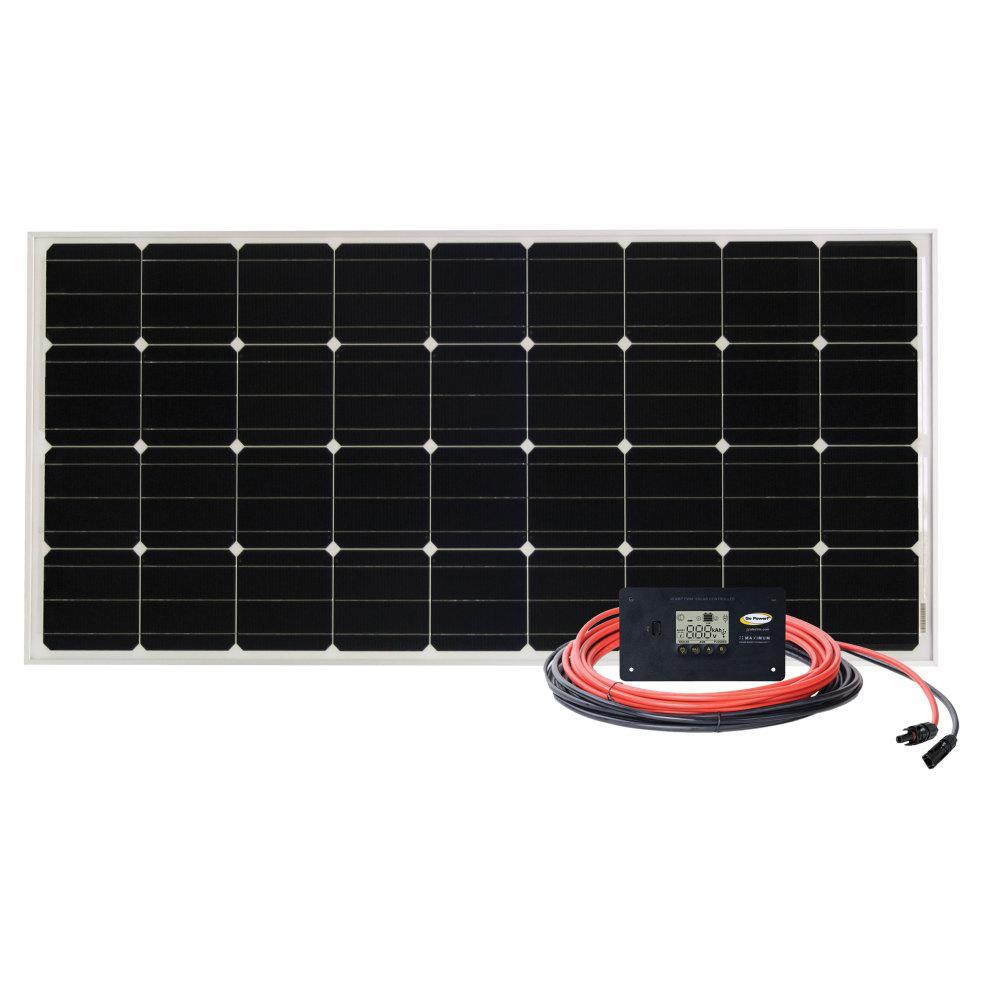 Overlander Solar Charging Kit - 190-Watt, 9.3 Amp