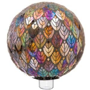 10 in. Baroque Splendor Mosaic Gazing Ball