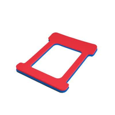 Small Red/Blue H Water Hammock