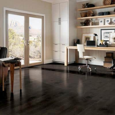 Woodland Meadow White Ash 3/8 in. T x 5 in. W x Varying L Click Lock Engineered Hardwood Flooring (22 sq. ft. / case)