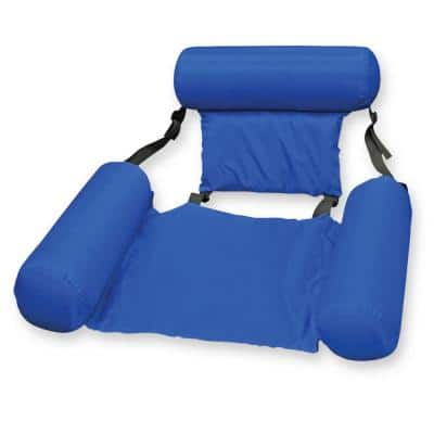 Fabric Swimming Pool Float Water Chair Lounger