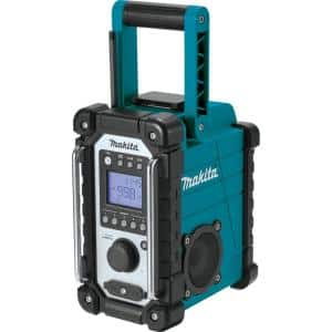 18-Volt LXT Lithium-Ion Cordless Job Site Radio (Tool-Only)