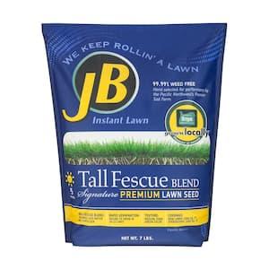 7 lbs. Tall Fescue Grass Seed