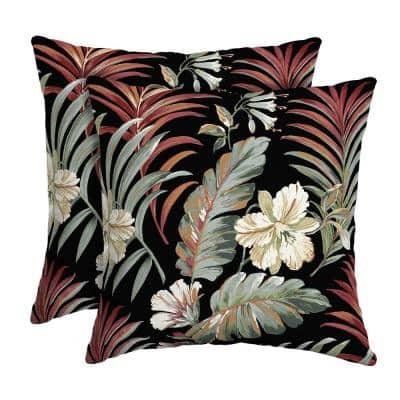 Outdoor Pillows Patio Furniture The Home Depot