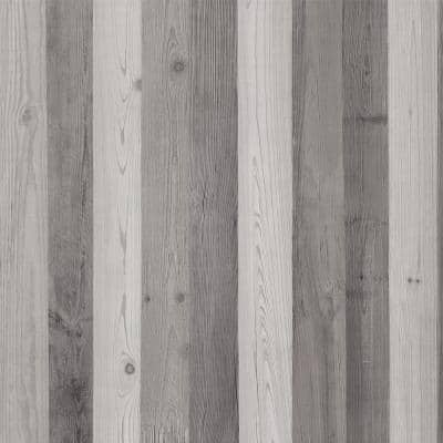 BaseCore Reclaimed 6 in. W x 36 in. L Peel and Stick Luxury Vinyl Plank (54 sq.ft. / Case)