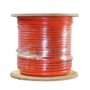 1,000 ft. 10/2 Orange Solid CerroMax SLiPWire CU NM-B W/G Wire