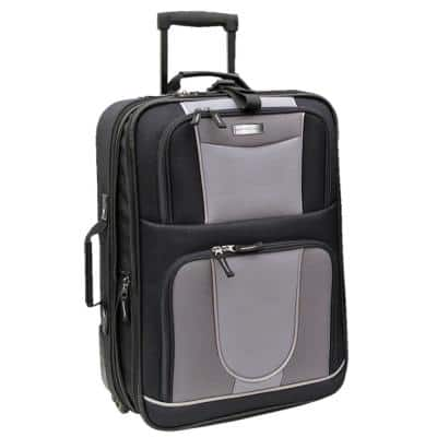 21 in. Carry-On Suitcase