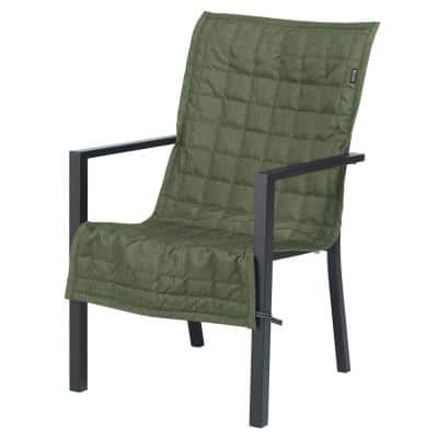 Montlake 45 in. L x 20 in. W Heather Fern Chair Slip Cover
