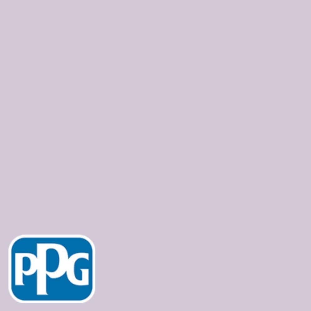Ppg Timeless 5 Gal Hdppgv58d Northern Light Purple Semi Gloss Interior One Coat Paint With Primer Hdppgv58d 05sg The Home Depot