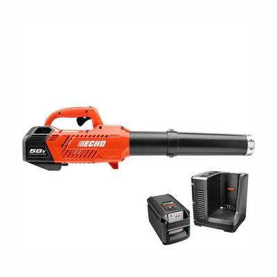145 MPH 550 CFM 58-Volt Brushless Lithium-Ion Cordless Blower