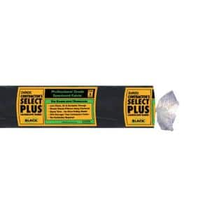 4 ft. x 100 ft. Select Plus Polypropylene Landscape Fabric Home Weed Barrier