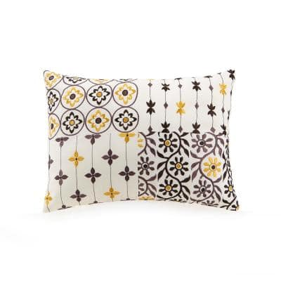 Tranquility 5-Piece Gray Comforter Set