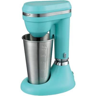 25 oz. Single Speed Turquoise Classic Milkshake Maker