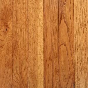 Hickory Autumn Wheat 3/4 in. Thick x 2-1/4 in. Wide x Varying Length Solid Hardwood Flooring (20 sq. ft. / case)