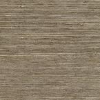 Liaohe Bronze Grasscloth Bronze Wallpaper Sample