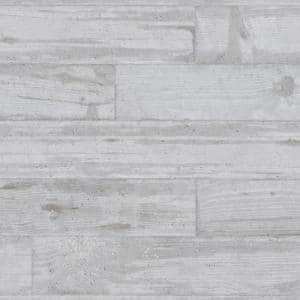 Studio 25 in. x 13 in. Grey Glazed Porcelain Floor and Wall Tile (10.76 sq. ft. / Case)