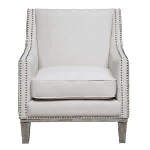 Aster Snow Accent Chair