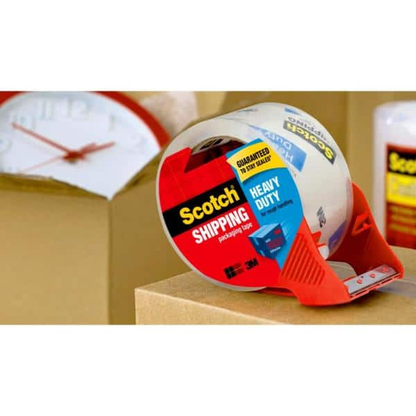 Sealing Moving Shipping 50m Self Adhesive Packaging Tape for Packing