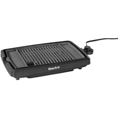 Black Smokeless Electric BBQ Indoor Grill