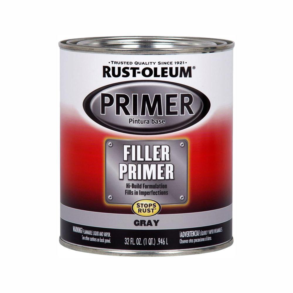 1 qt. Gray Filler Primer (2-Pack)