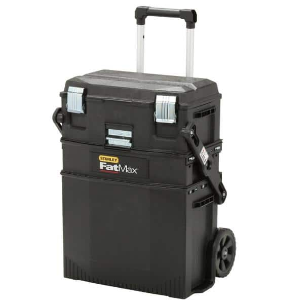 Stanley 133 in. 133-in-13 Cantilever Mobile Tool Box-13R - The