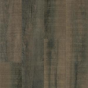 Vinyl Pro Classic Monterey 7.12 in. W x 48 in. L Waterproof Luxury Vinyl Plank Flooring (23.77 sq. ft)