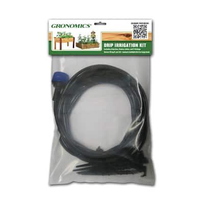 Garden Bed Drip Irrigation Kit