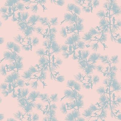 Fairy Forest Vinyl Peelable Wallpaper (Covers 36 sq. ft.)