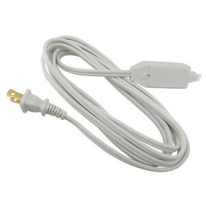 USW 6 ft. 16/2 White Indoor Extension Cord