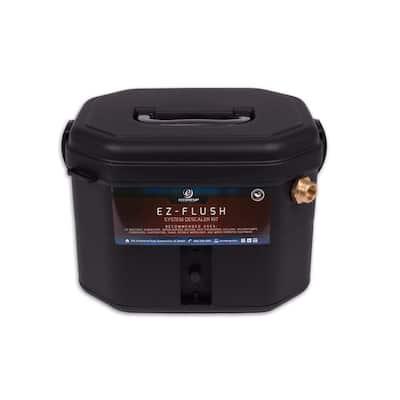 EZ-Flush System 350 GPH Pump NSF/ANSI 60 Certified Descaler Kit