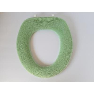 Green SoftnComfy Toilet Seat Cover