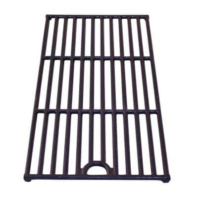 9.5 in. x 19 in. Charcoal Cast Iron Grate