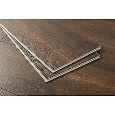 Opus Prime Chestnut 9 in. W x 60 in. L WPC Vinyl Plank Flooring (29.92 sq. ft.)