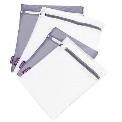 Active wear Wash Bag Set (4-Pack)