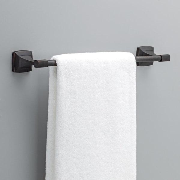 Delta PWD46-VBR Portwood Bath Towel Ring Venetian Bronze Finish