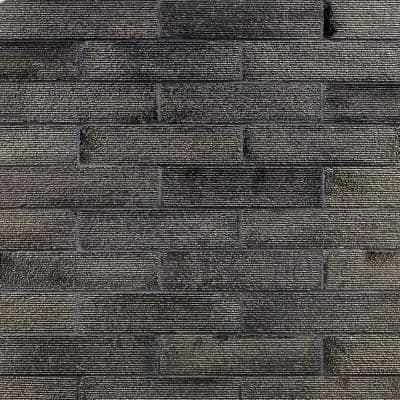 Weston Ridge Gold 2 in. x 9 in. 11mm Glazed Clay Subway Wall Tile (33-piece 5.64 sq. ft. / box)