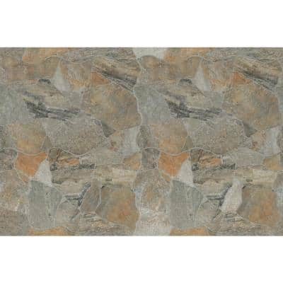 Neptune Gold 17 in. x 26 in. Matte Porcelain Floor and Wall Tile (12.27 sq. ft./Case)