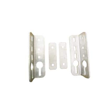 Heavy Duty Anchor Bracket Kit for 2 in. x 8 in.