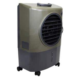 1,300 CFM 2-Speed Portable Evaporative Cooler (Swamp Cooler) for 500 sq. ft. in Green