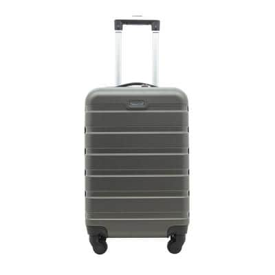 20 in. Basic Hardside Carry-On with Spinner Wheels