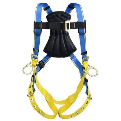 Upgear Blue Armor 1000 Positioning (3 D-Rings) XL Harness