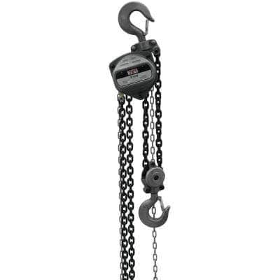 S90-300-30 3-Ton Hand Chain Hoist with 30 ft. Lift
