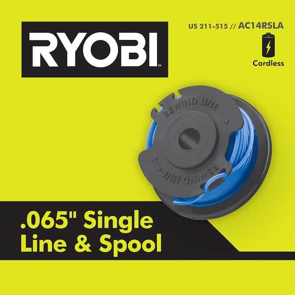 Ryobi Fadenspule Fadenst/ärke 1,5 mm RAC126 5132002435