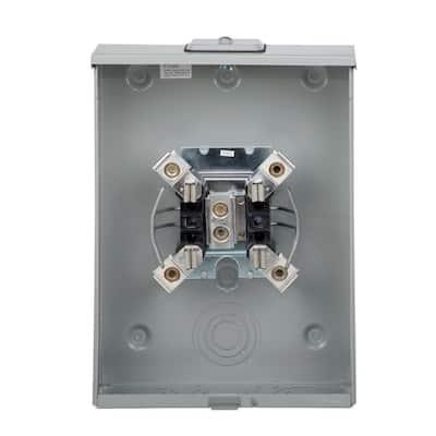 200 Amp Ringless Overhead and Underground Meter Socket