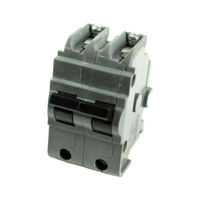 New UBIF Thick 90 Amp 1 in. 2-Pole Federal Pacific Bolt-On Type NB Replacement Circuit Breaker