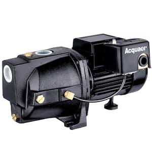 1 HP 115/230-Volt Cast Iron Shallow Well Jet Pump