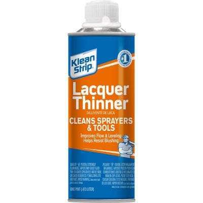 16oz. Lacquer Thinner